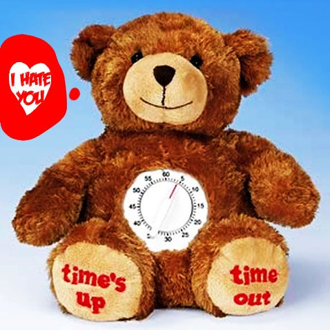 Time Out Teddy Punishes Your Kids With Confusion