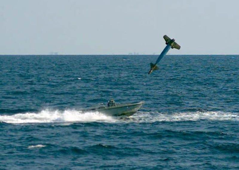 337th TES evaluates B-1 maritime proficiency