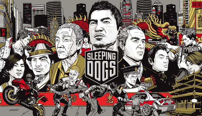 The Studio Behind Sleeping Dogs Has Shut Down