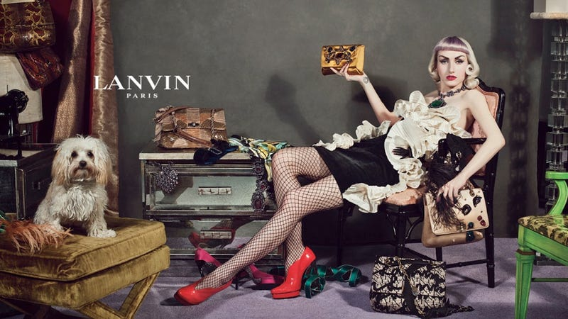 Meet The Real People of the Fall Lanvin Campaign
