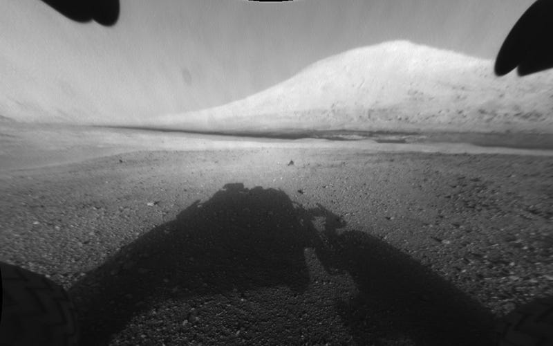 Was life possible on Mars? Curiosity's on a one-year trek to find out.