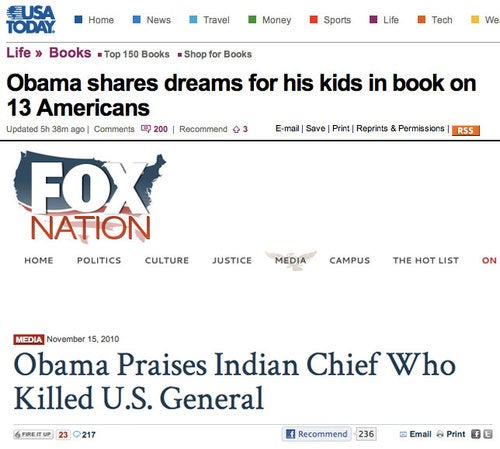 A Tale of Two Headlines: USA Today vs. Fox