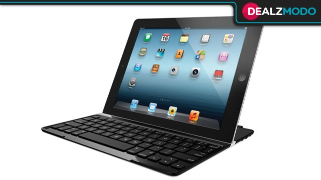 The iPad Keyboard Case You Want Is Your Deal of the Day