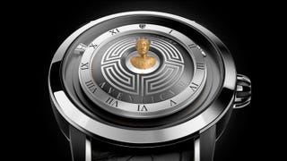 A Hologram ofEmperor Marcus Aurelius Floats Above This Watch