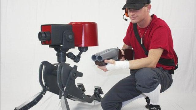This Guy Built a Real Team Fortress 2 Gun