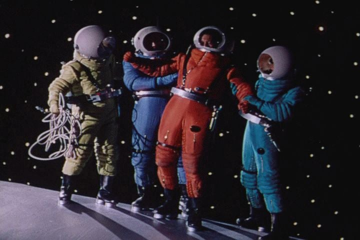 Three Scifi Pioneers Talk About Making the First Great Space Movie