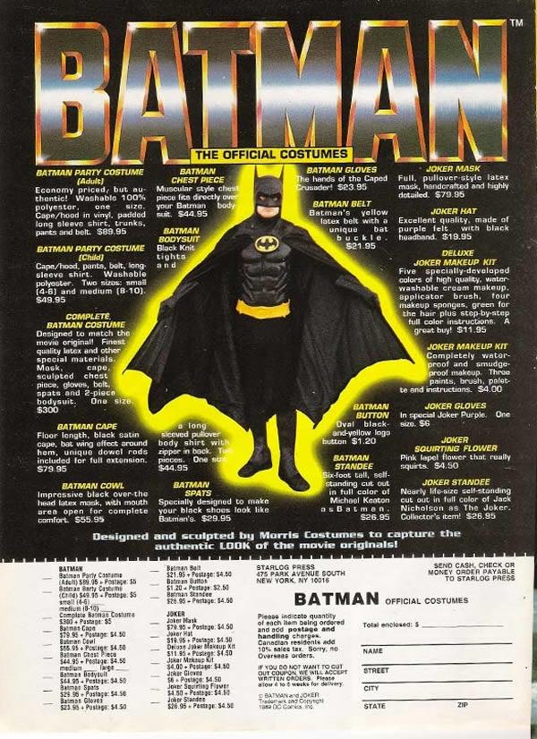 Batmania - The Merchandise