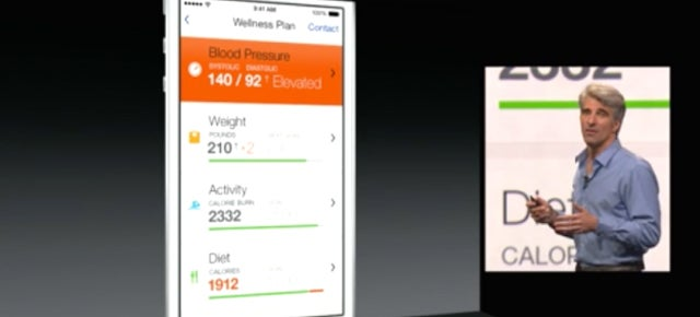 iOS Health: All the Important Data About Your Body in One Place