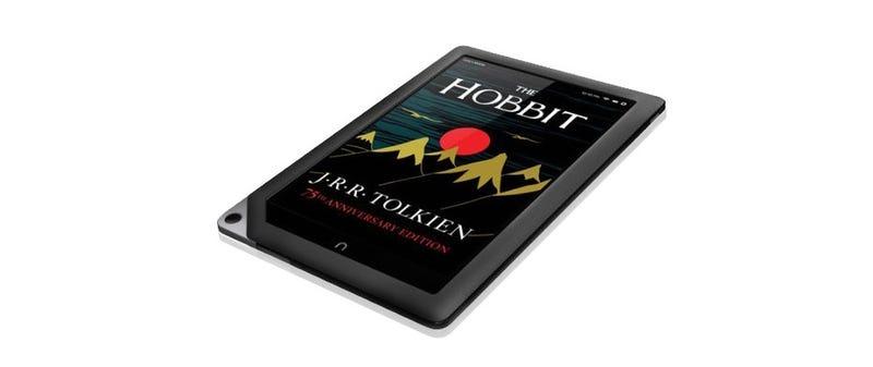 Grab a Barnes & Noble NOOK HD+ 16GB Tablet for $110