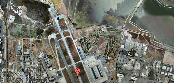 Google Signs 40-Year Lease to Build New Campus on NASA Land