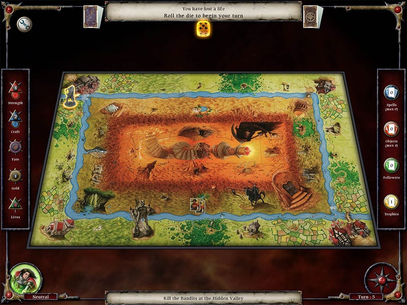 Consider This Training For One Of The Best Fantasy Board Games Ever