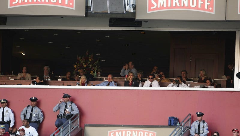 "Dan Snyder Used To Stay In The Owner's Box Until 4 a.m. ""Pounding Drinks"" And Stuffing His Face With Fast Food"