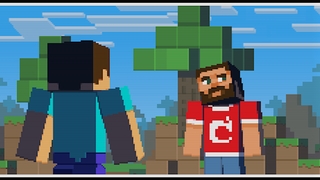 New <i>Minecraft</i> Game Coming from Makers of <i>The Walking Dead </i>Game