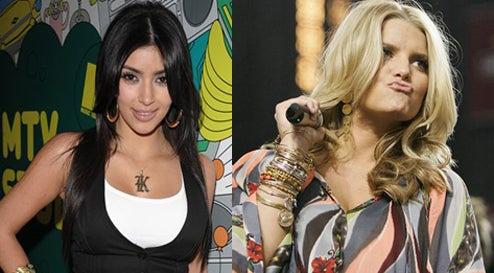 "Kim Kardashian: ""Leave Jessica Alone!"""
