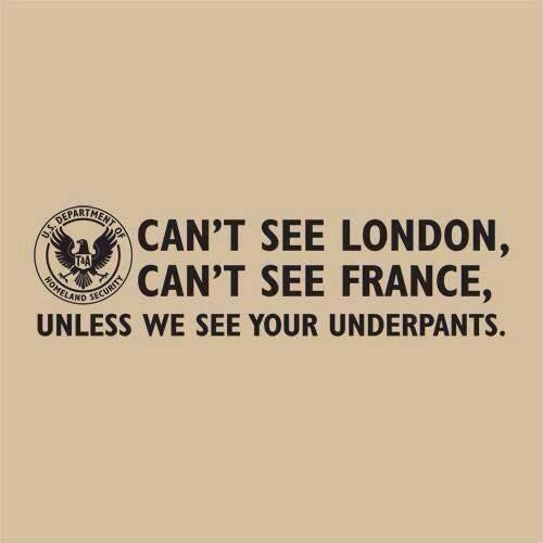 TSA LOL