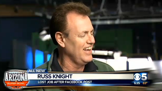 Arizona Man Loses Super Bowl Gig After Posting Credential On Facebook