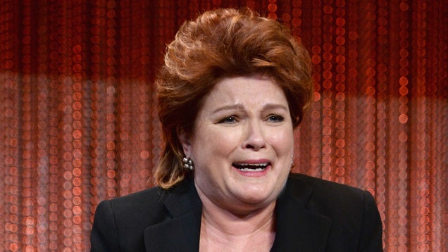 Kate Mulgrew Is in a Doc that Argues the Sun Revolves Around the Earth