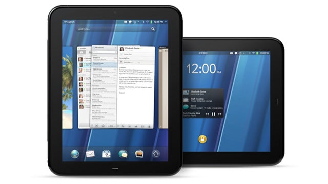 Is HP Releasing a 7-inch TouchPad This Summer?