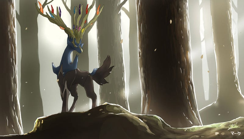 No, It's Not Official Pokemon X & Y Art. But It Could Be.