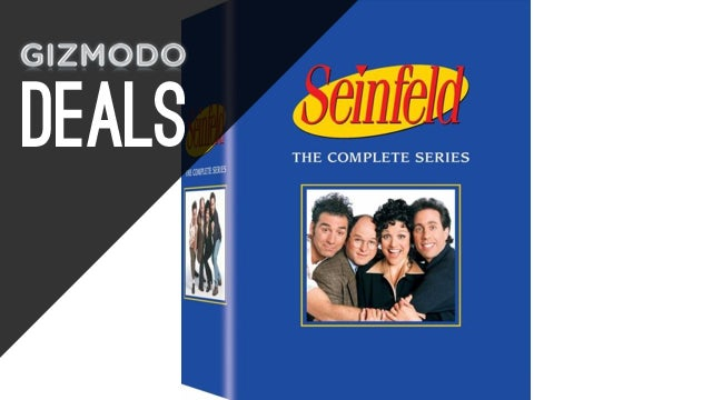 Relive Seinfeld, Get A Better Input Device And A New Phone [Deals]
