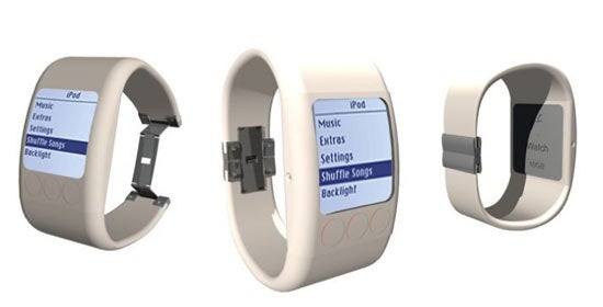 iPod Watch Concept: Please Go Into Production