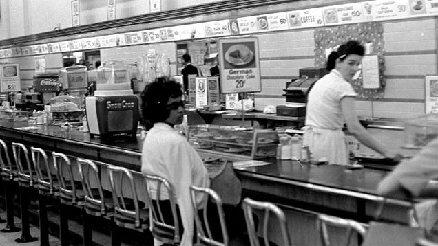 Study Integrated Cafeterias Solve Racism