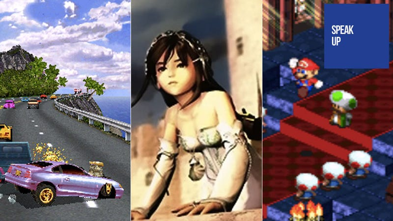 From Final Fantasy IX to Cruis'n World: 10 Classic Designs That Need Revisiting