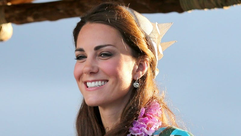 Kate Middleton Bottomless Shots Surface In Danish Tabloid