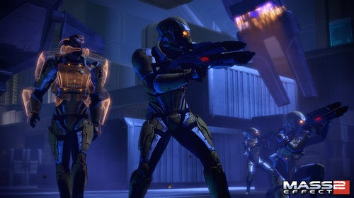 Mass Effect 2 Impressions: Looks Better, Shoots Differently, Doesn't Overheat