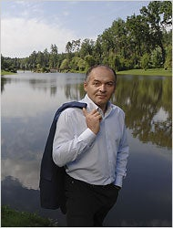 Adorable Ukraine Has Own Ron Burkle