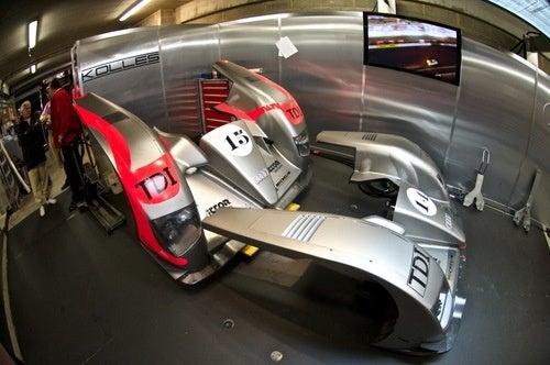 Gallery: Scott Tucker, Le Mans Rookie