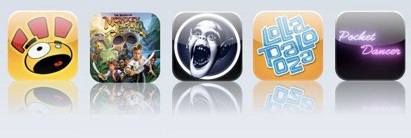The Week In iPhone Apps: Bat Boys and Monkey Islands