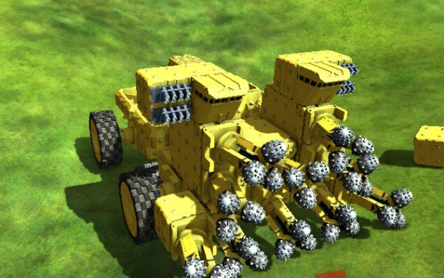 TerraTech is Digital LEGO Technic With Guns