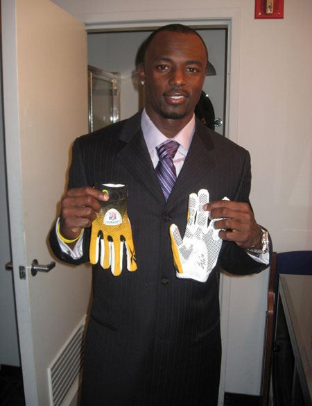 Santonio Holmes, Not Pittsburgh's Problem Anymore