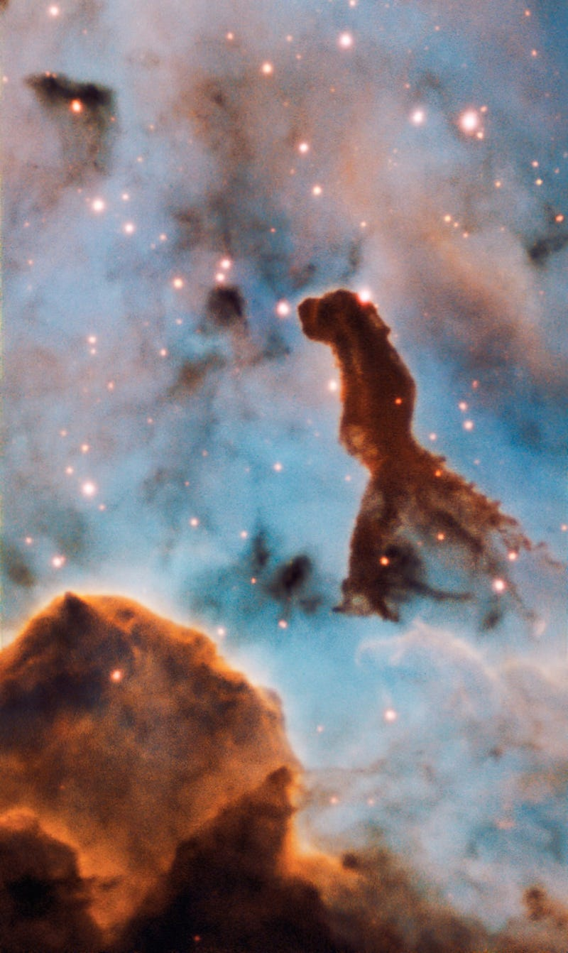 Glorious New Images Take Us On a Trip Through the Iconic Carina Nebula