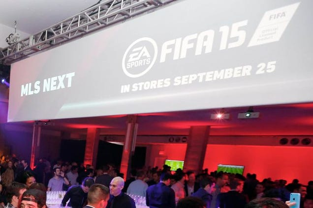 FIFA 15 will be updated to include Orlando City SC as a playable team