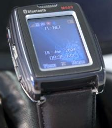 M500 Wristwatch Phone Shipping