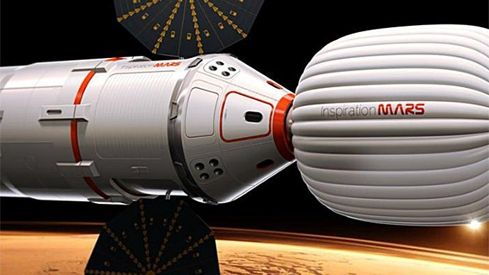 Astronauts Traveling To Mars Could Be Protected By a Poop Shield