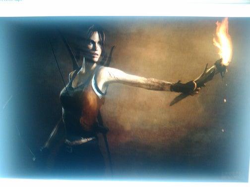 Rumor: Tomb Raider Reboot Art, Details Leaked