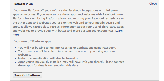 "The ""Nuclear"" Option for Total Facebook App Privacy"