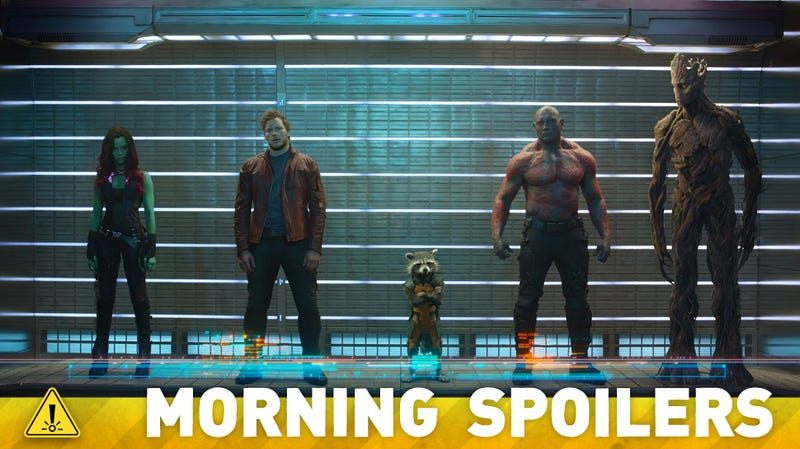 Who's The Secret Villain Of Guardians Of The Galaxy?