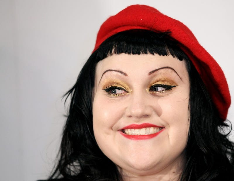 Beth Ditto Smiles Because ___________