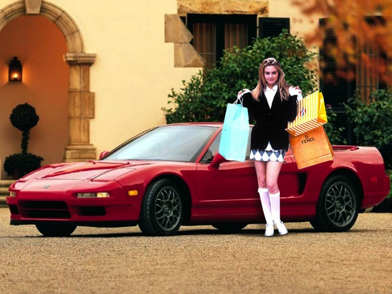 The Ten Most Bitchin' Cars Of The '90s