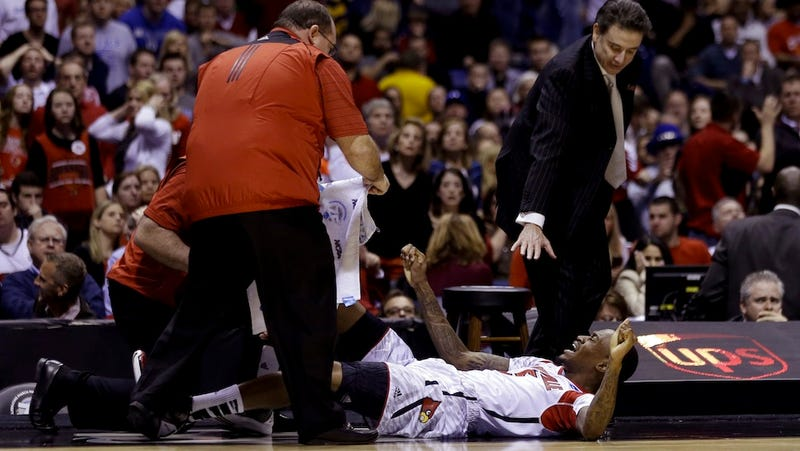 Only One CBS Viewer Complained To The FCC About Kevin Ware's Injury