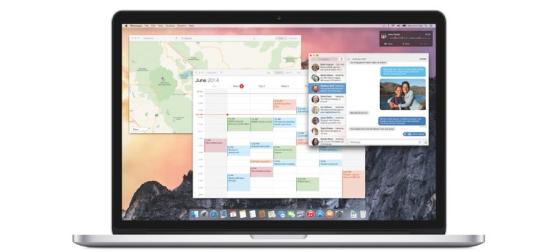 Here's a List of Macs Compatible With OS X Yosemite