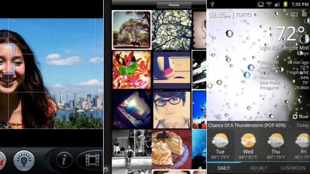 Pure Breeze, Filmic Pro, Instamap and More