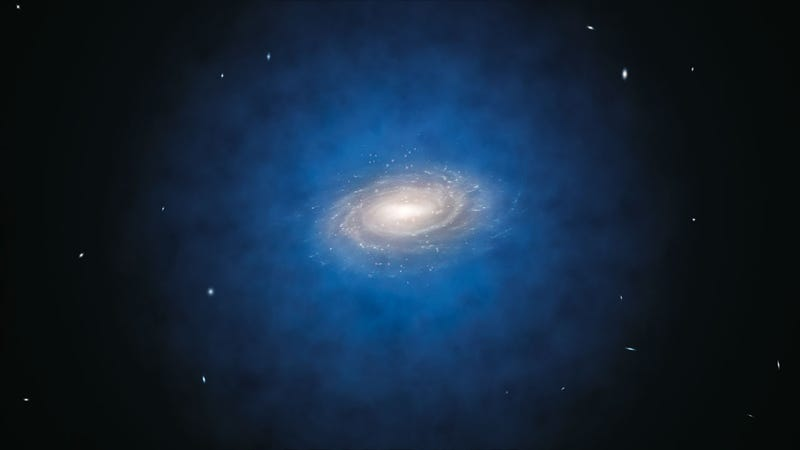 New cosmic survey might mean serious trouble for dark matter