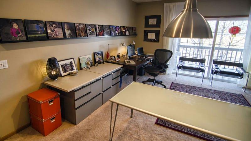 The Spotless Designer's Workspace