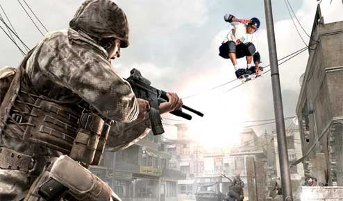 Activision: Next Tony Hawk Is Hands-Free, New Bond, Call of Duty Due 2009