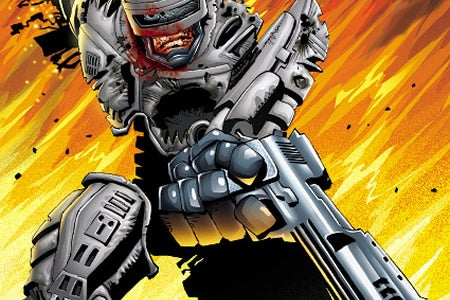 Robocop's Comic Return Will Be Soon, Violent